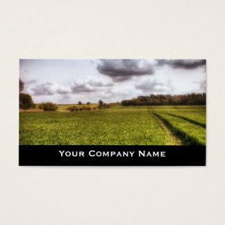 Countryside Landscape Business Cards