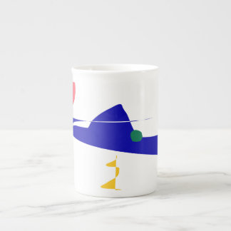 Countryside Tea Cup