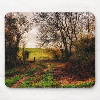 Countryside Walk Mousepads