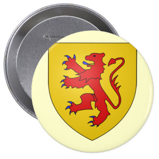 Counts Holland Arms Netherlands Pinback Buttons