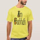 County Cavan (Gaelic) Kells Initials T-Shirt