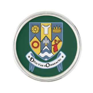 County Clare Lapel Pin