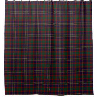 County Cork Irish Tartan Shower Curtain