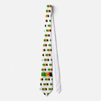 County Down Flags Tie