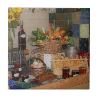 County Fair Harvest Display Tile