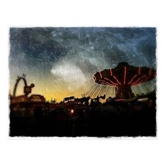 'County Fair' Postcard