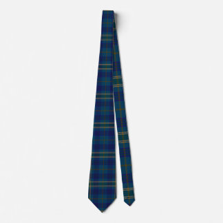 County Fermanagh Irish Tartan Tie