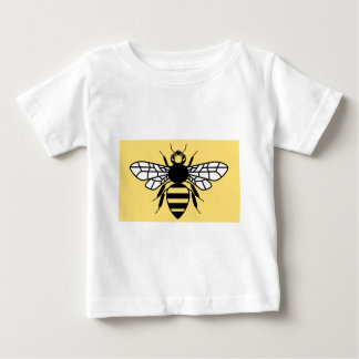 County Flag of Greater Manchester Baby T-Shirt