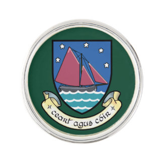 County Galway Lapel Pin
