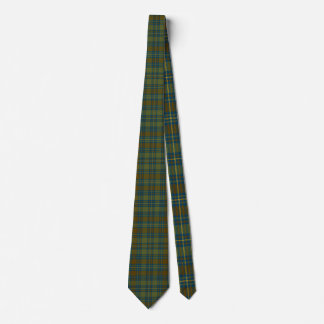 County Kerry Irish Tartan Tie