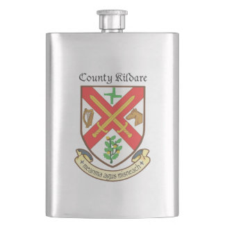 County Kildare 8 oz. Flask