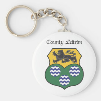 County Leitrim Key Chain