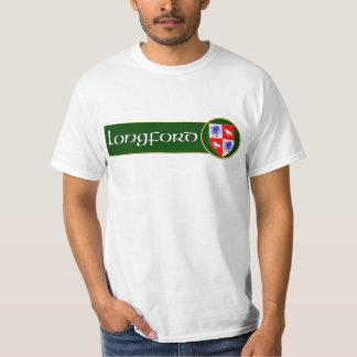 County Longford. Ireland T-Shirt
