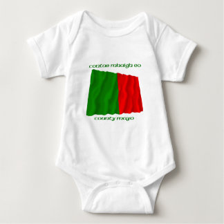 County Mayo Colours Baby Bodysuit