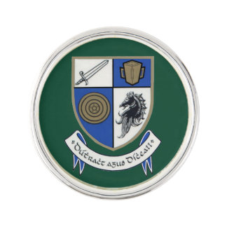 County Monaghan Lapel Pin