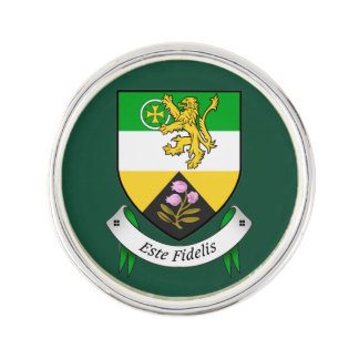 County Offaly Lapel Pin