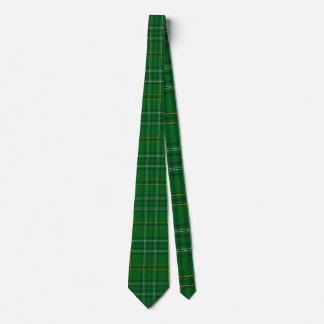 County Wexford Irish Tartan Tie