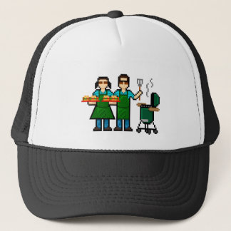 Couple BGE Cooks Trucker Hat