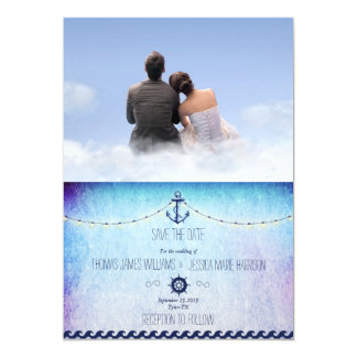 couple boy girl love clouds card