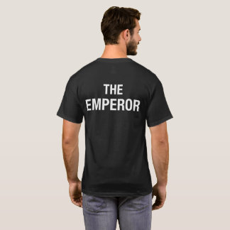 Couple Emperor His T-Shirt