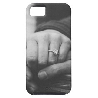 Couple hands iPhone 5 cover