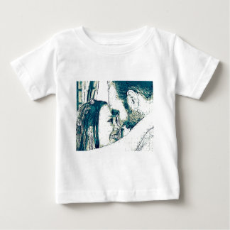 Couple In Love Baby T-Shirt