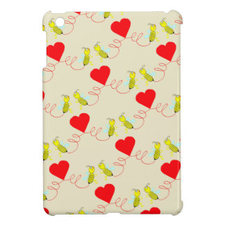 couple of bees iPad mini cover