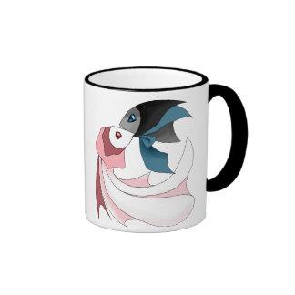 Couple of Fish Wedding Mug