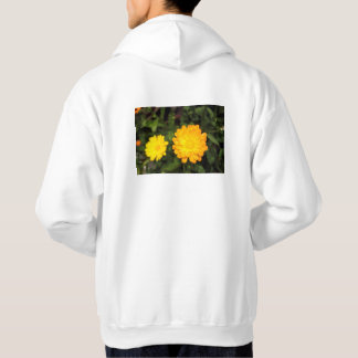 Couple of small yellow flowers hoodie