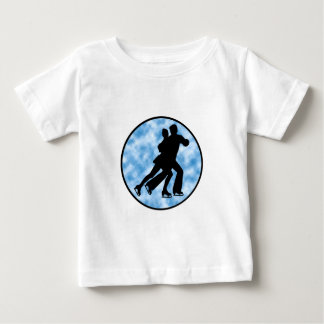 Couple Skate Baby T-Shirt