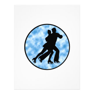 Couple Skate Letterhead