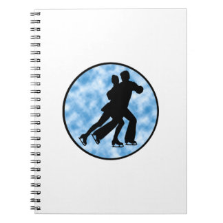 Couple Skate Notebook
