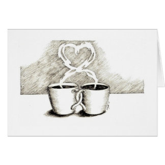 Couples' Coffee Card