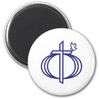 Couples For Christ Logo Magnet