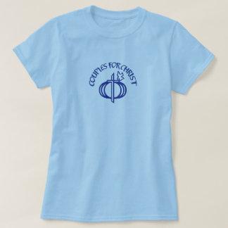 Couples for Christ Women's T-Shirt