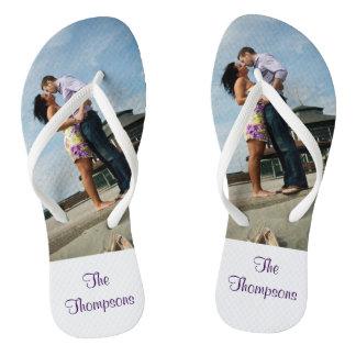 Couples Photo | Flip Flops