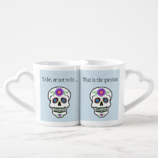 Couples' Shakespeare Quote Mug Set