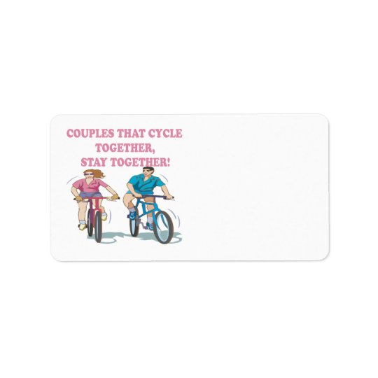 Couples That Cycle Together