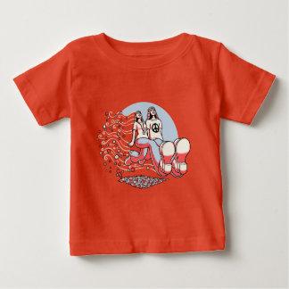 Couples Truckin' Baby T-Shirt