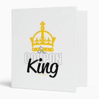 Coupon King Vinyl Binder