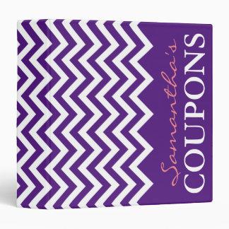 Coupon organizer | Custom couponing book binder