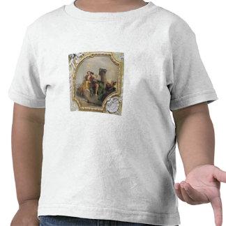 Courage et justice, du 'Sala Capitolare T-shirt