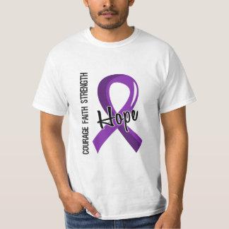 Courage Faith Hope 5 Chiari Malformation Shirt