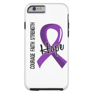 Courage Faith Hope 5 Epilepsy iPhone 6 Case