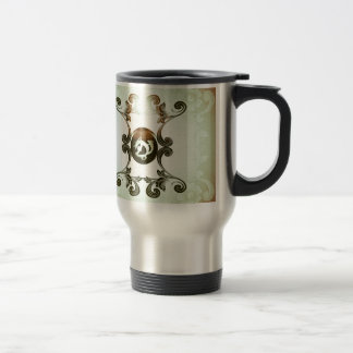 Courage in combat coffee mugs