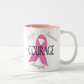 Courage mugs