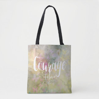 Courage to love - TOTE - BAG