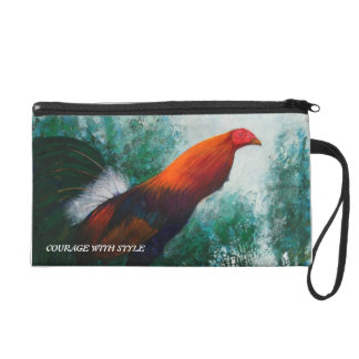 COURAGE WITH STYLE WRISTLET CLUTCHES