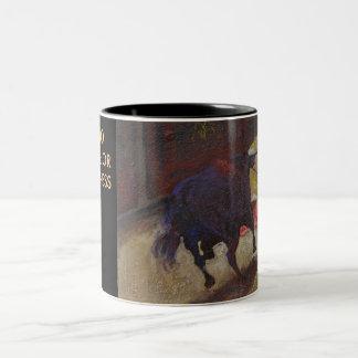 Courge or Foolishness  - Wild animal mug