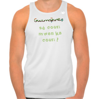 Couri mwen ka couri! > series sport tank top